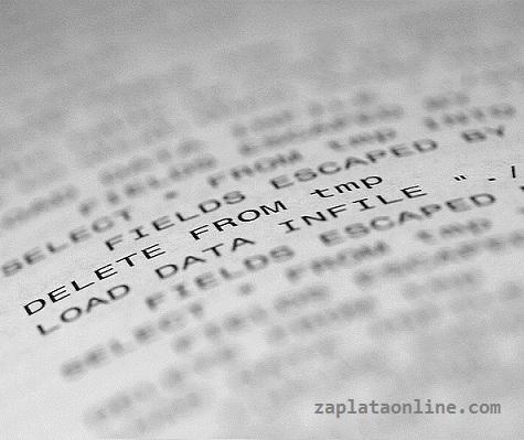 Текстовете в един блог