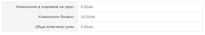 Получих пари от интернет