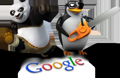 Какво е Гугъл Пингвин и какво да правя?